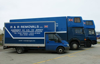 Removal Companies Jersey Channel Islands